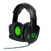 Headset Gamer HG8657 Preto/Verde Gamemax