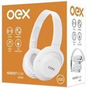 Headset OEX Flow Hs207 Branco
