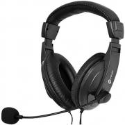 Headset P2 Go Play FM35 Preto Vinik