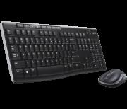 Kit Mouse e Teclado Logitech MK270
