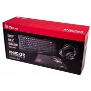 Kit Mouse/Pad/Teclado/Headset Knucker Thermaltake