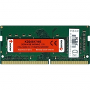 Memória p/ Notebook 4GB Ddr4 2400Mhz Keepdata