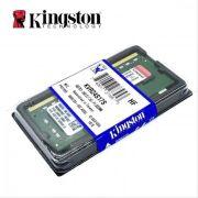 Memória p/ Notebook 4Gb Ddr4 2400Mhz Kingston Kvr24s17