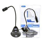 Microfone de mesa para PC Knup Kp-919