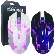 Mouse Gamer usb Infokit Soldado GM-600
