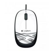 Mouse Logitech M105 Usb Branco