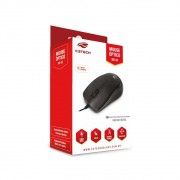 Mouse Usb Ms26bk C3Tech