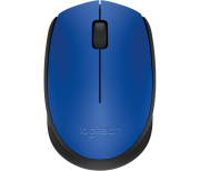 Mouse Wireless Logitech M170 Azul