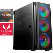 PC Gamer Adrena AMD Ryzen 5 3400G