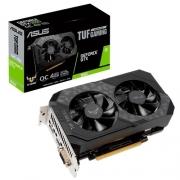 Placa de Vídeo Asus GTX 1650 4GB GDDR6 TUF-GTX1650-O4GD6-P