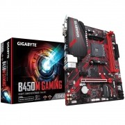 Placa Mãe AMD Am4 Gigabyte B450M Gaming Dddr4