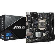 Placa Mãe Intel 1151 Asrock H310CM-HG4 Ddr4 Vga / Hdmi