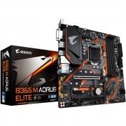 Placa Mãe Intel 1151 Gigabyte B365M Aorus Elite