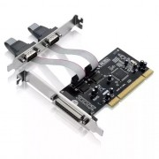 Placa Pci 2 Serial 1 Paralelo Encore