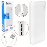 Power Bank 10000Mah Exbom PB-MX10
