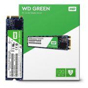 Ssd 120Gb Western Digital M.2 Wds120g2g0b
