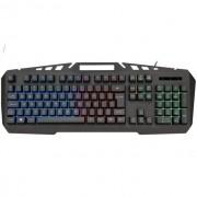 Teclado Gamer Kmex Spartacus Kb-a328 Rgb