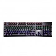 Teclado Gamer Mecânico LED RGB Dex Ltk-028