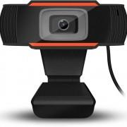 Webcam BrazilPC V5 HD 720P com Microfone