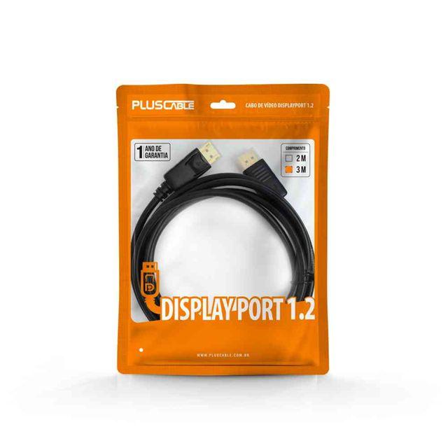 Cabo Displayport Plus Cable 3m DP1230