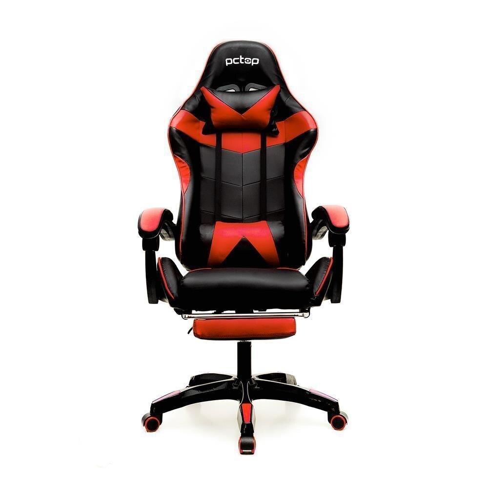 Cadeira Gamer Pctop Pgr-002 Vermelha