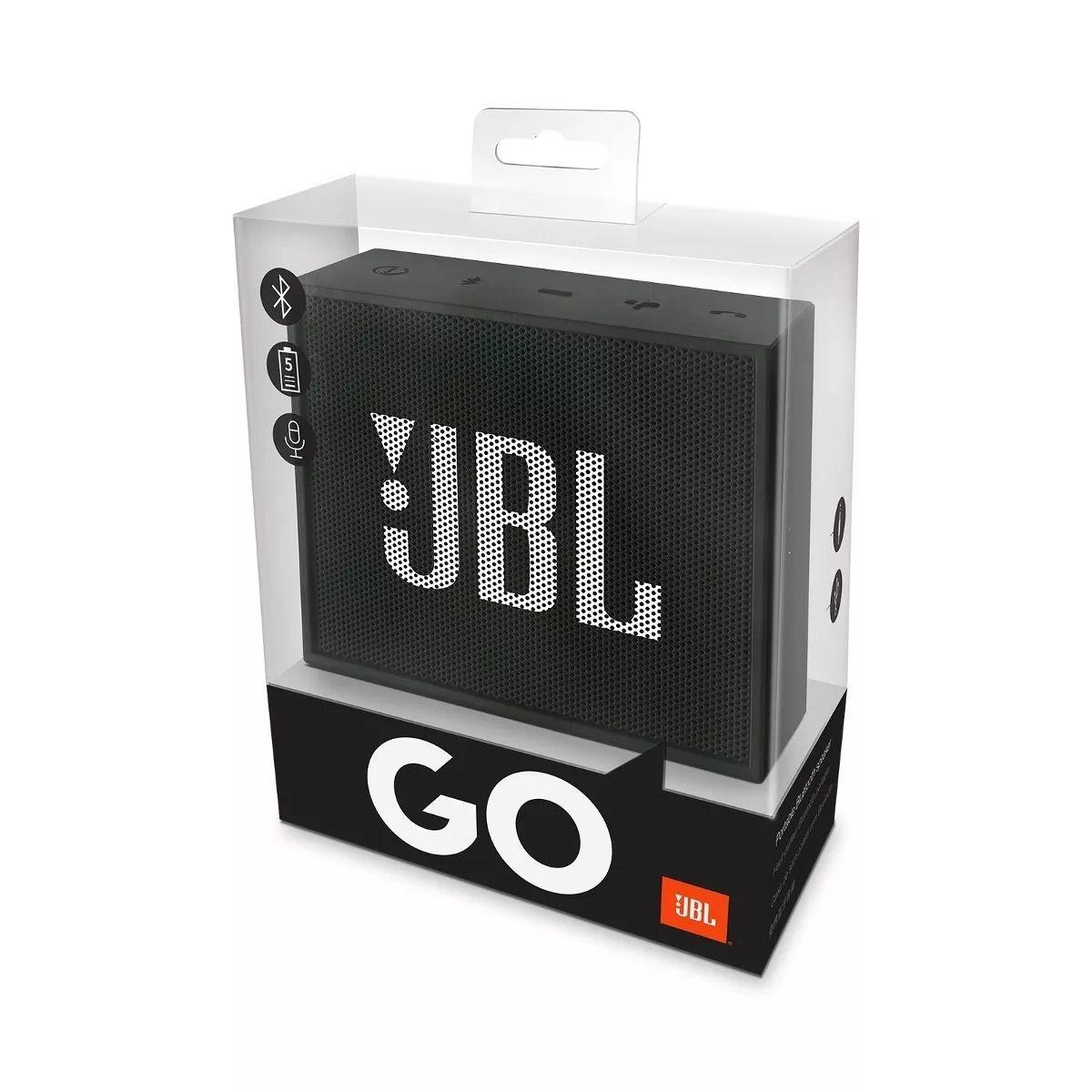 CAIXA DE SOM BLUETOOTH JBL GO