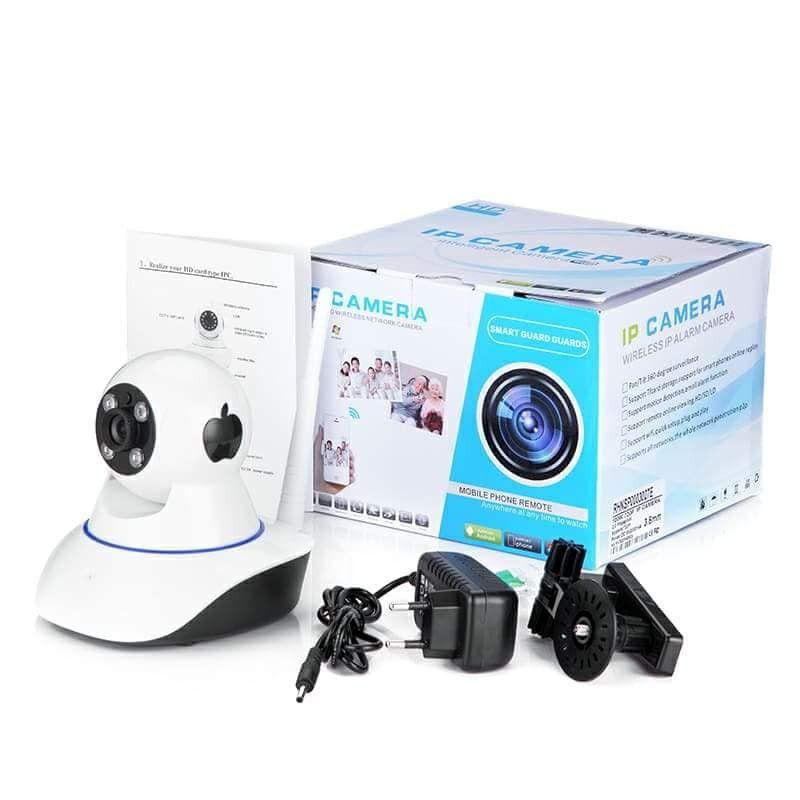 Câmera IP de Segurança s/ Fio Smart Guard