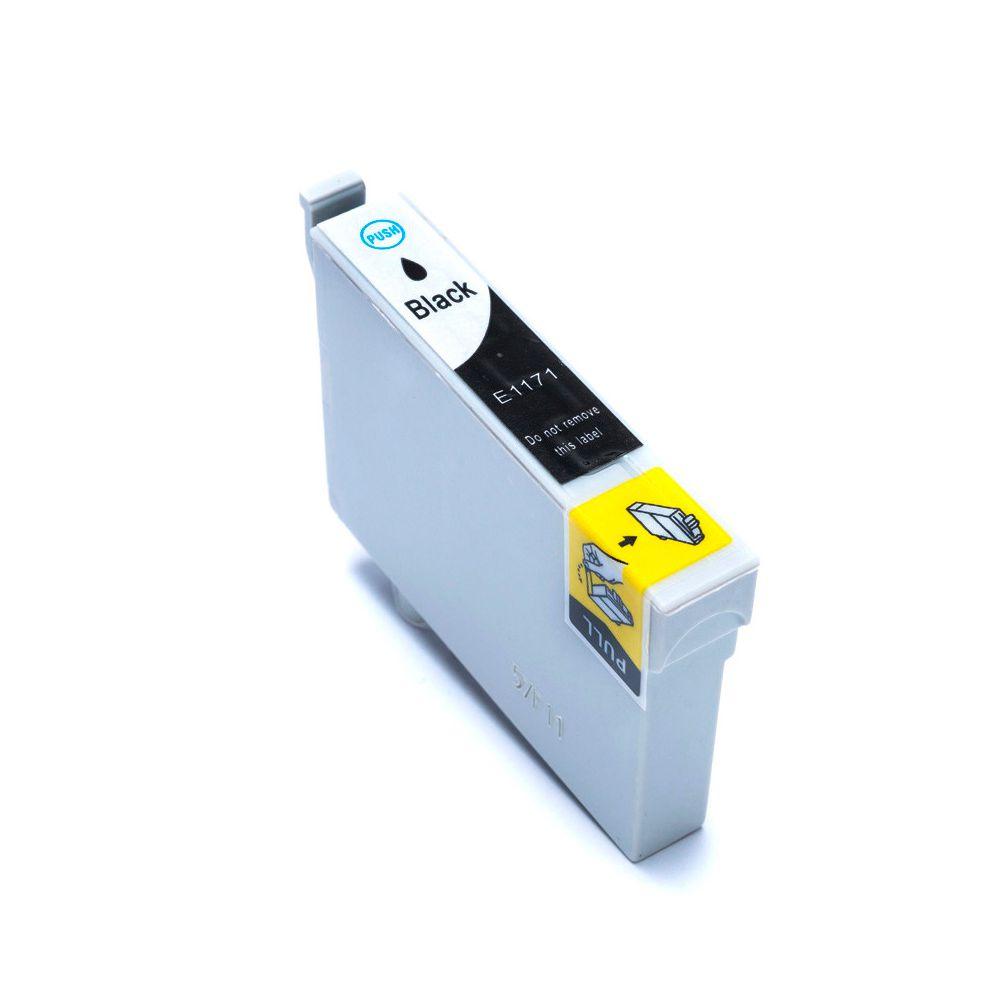 Cartucho Compatível Epson TO1171 Black 14,5ML