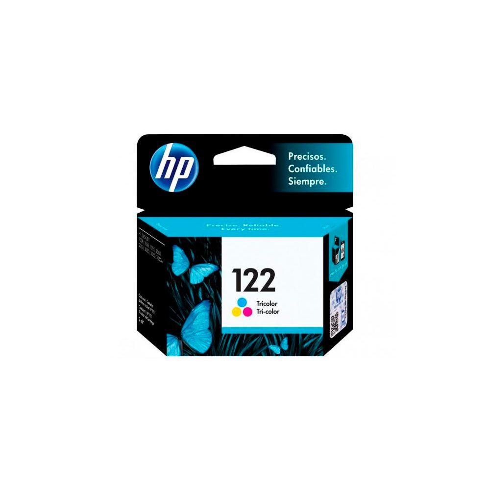 Cartucho de Tinta HP 122 Color 1,5ml CH562HB