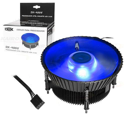 Cooler p/ Processador Dex Dx-9005