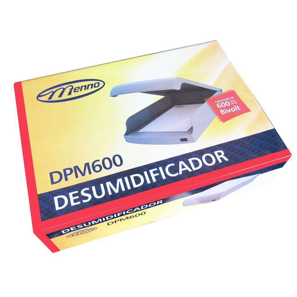 DESUMIDIFICADOR DE PAPEL BIVOLT MENNO DPM600