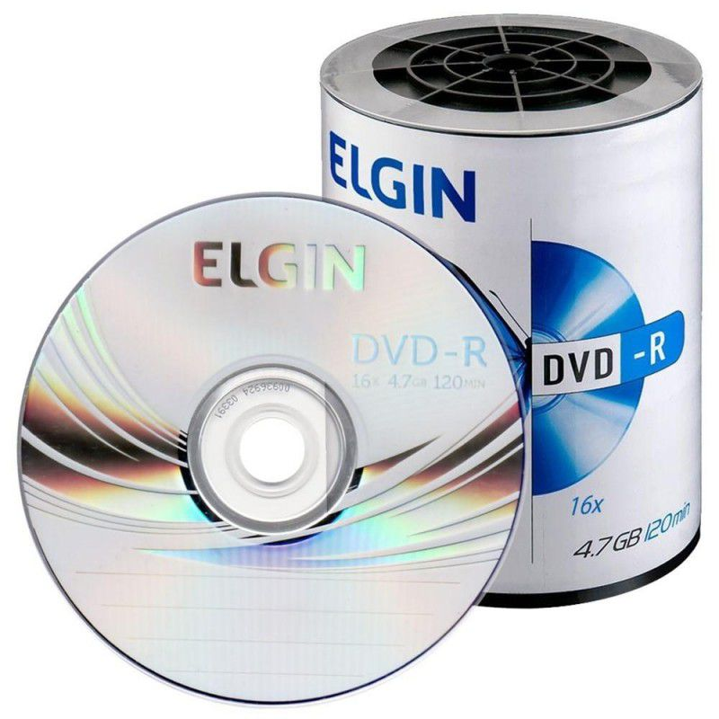 DVD-R Elgin 4,7/120/16X