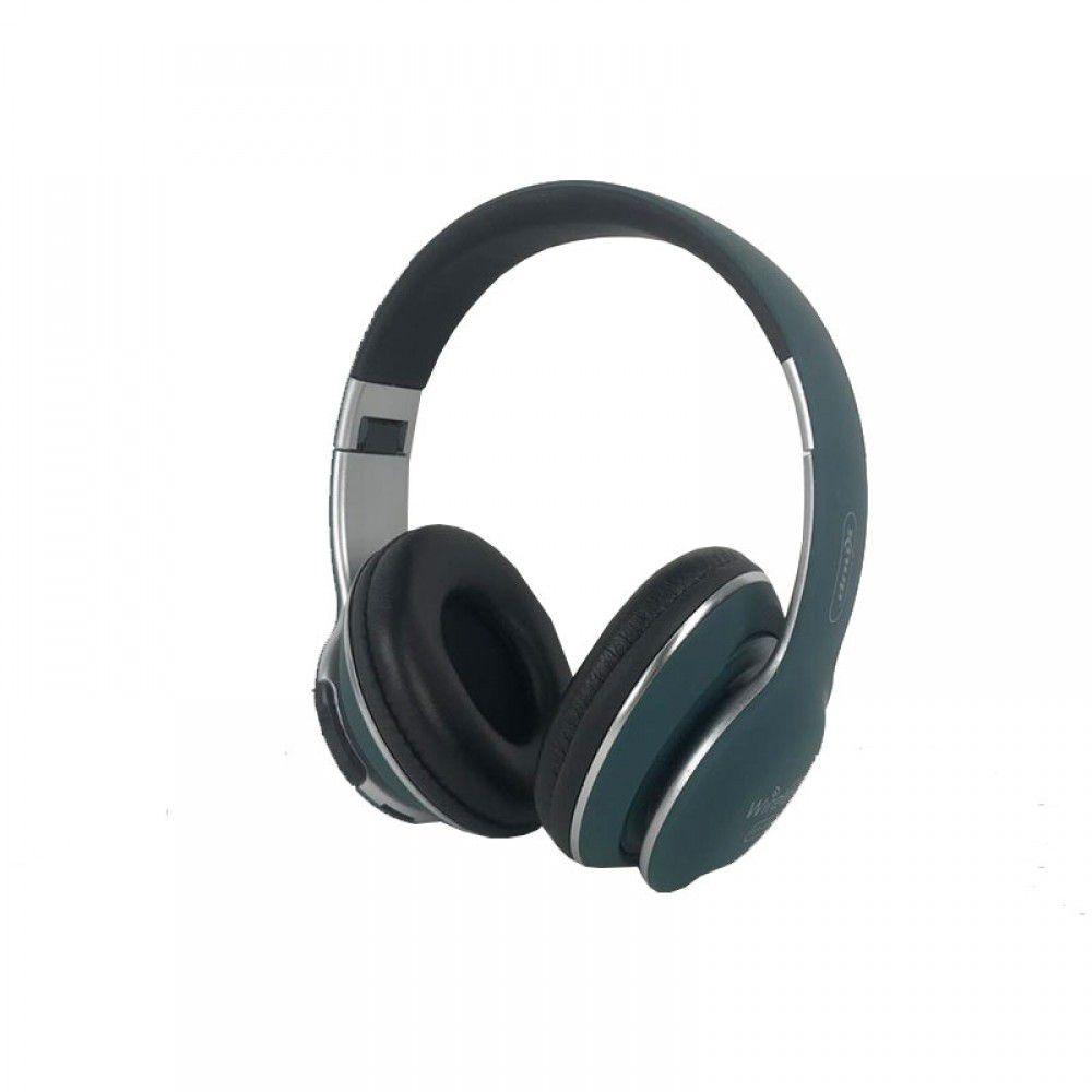 Fone de Ouvido Bluetooth Knup KP-462 Verde