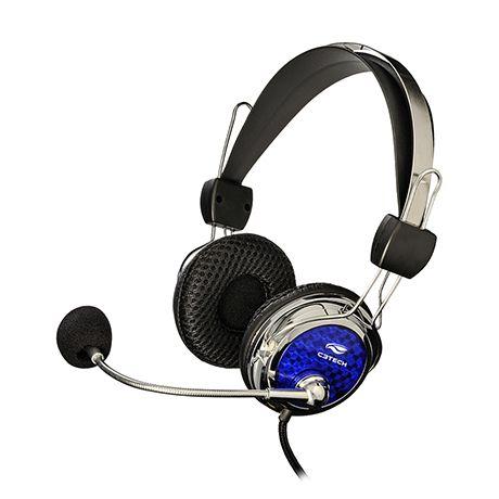 Fone de Ouvido Ptedorax Super Bass C3TECH mi-2322rc