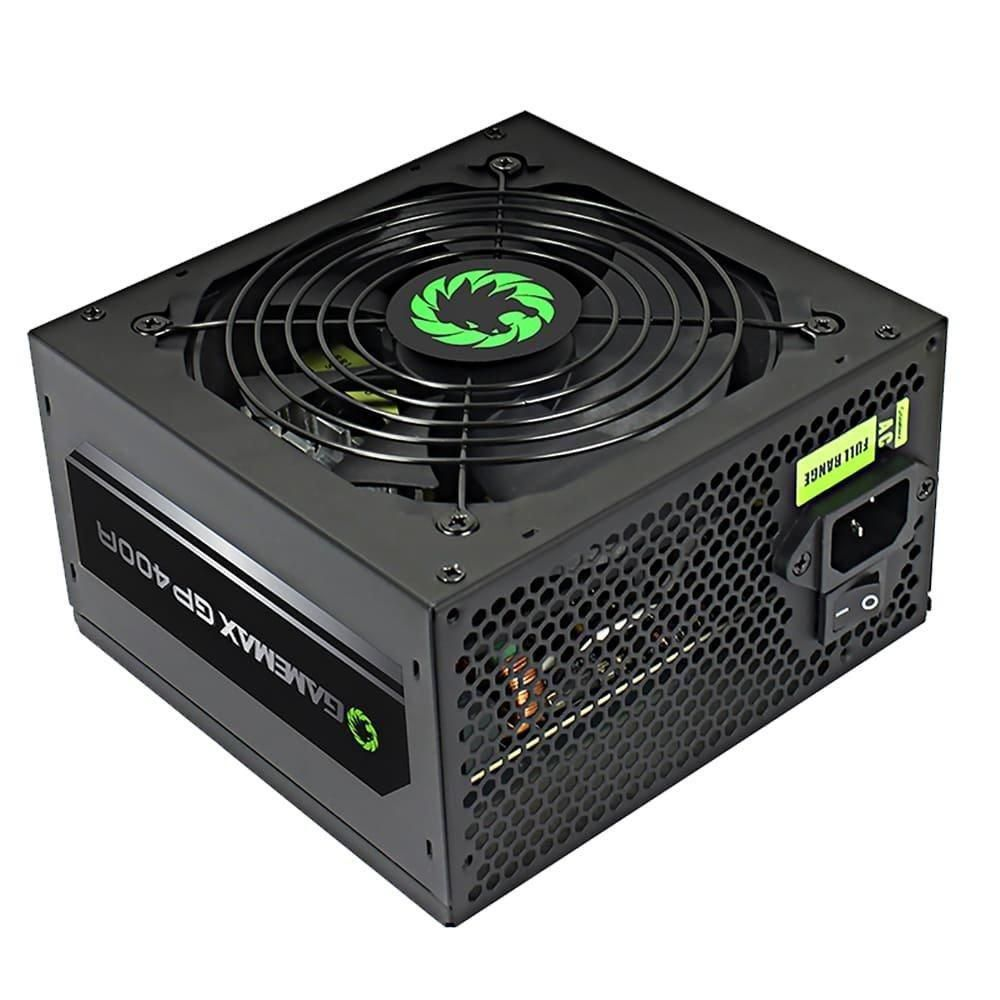 Fonte ATX 400W Gamemax 80+ Bronze  gp400a