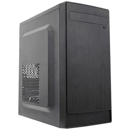 Gabinete com fonte Kmex GM-11TH Preto