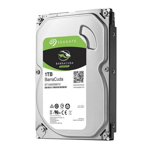 HD 1TB SATA3 SEAGATE BARRACUDA