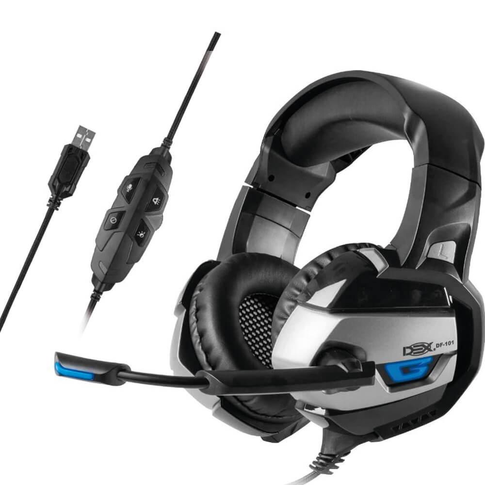 Headset Gamer Dex Df-101
