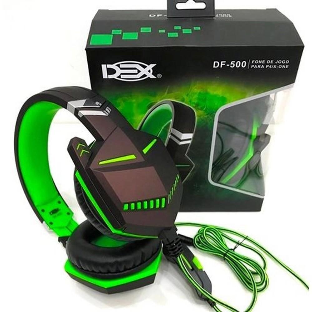 Headset Gamer Dex DF-500