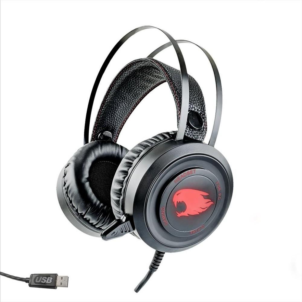 Headset Gamer G-Fire Usb Com Microfone EPH710