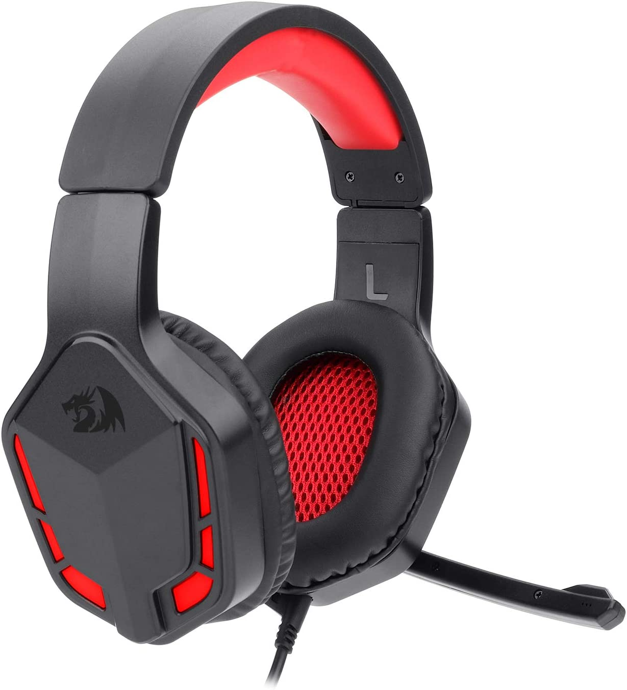 Headset Gamer Redragon c/ Microfone Themis 2 H220