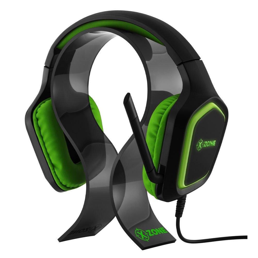 Headset Gamer XZone GHS02 P3 Preto
