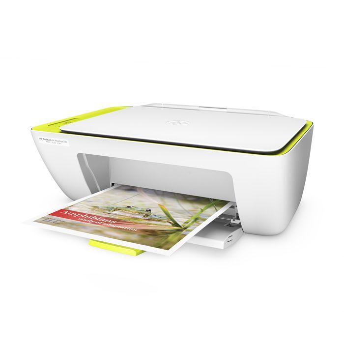 Impressora Multifuncional Deskjet Ink Advantage HP 2136