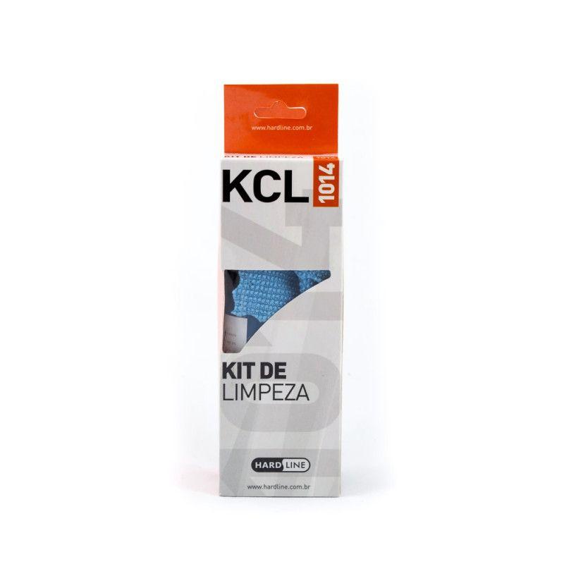 Kit de Limpeza de Telas e Notebooks Hardline KCL 1014