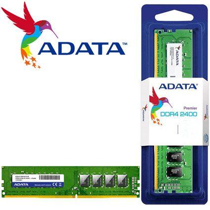 Memória 4GB Ddr4 2400Mhz Adata