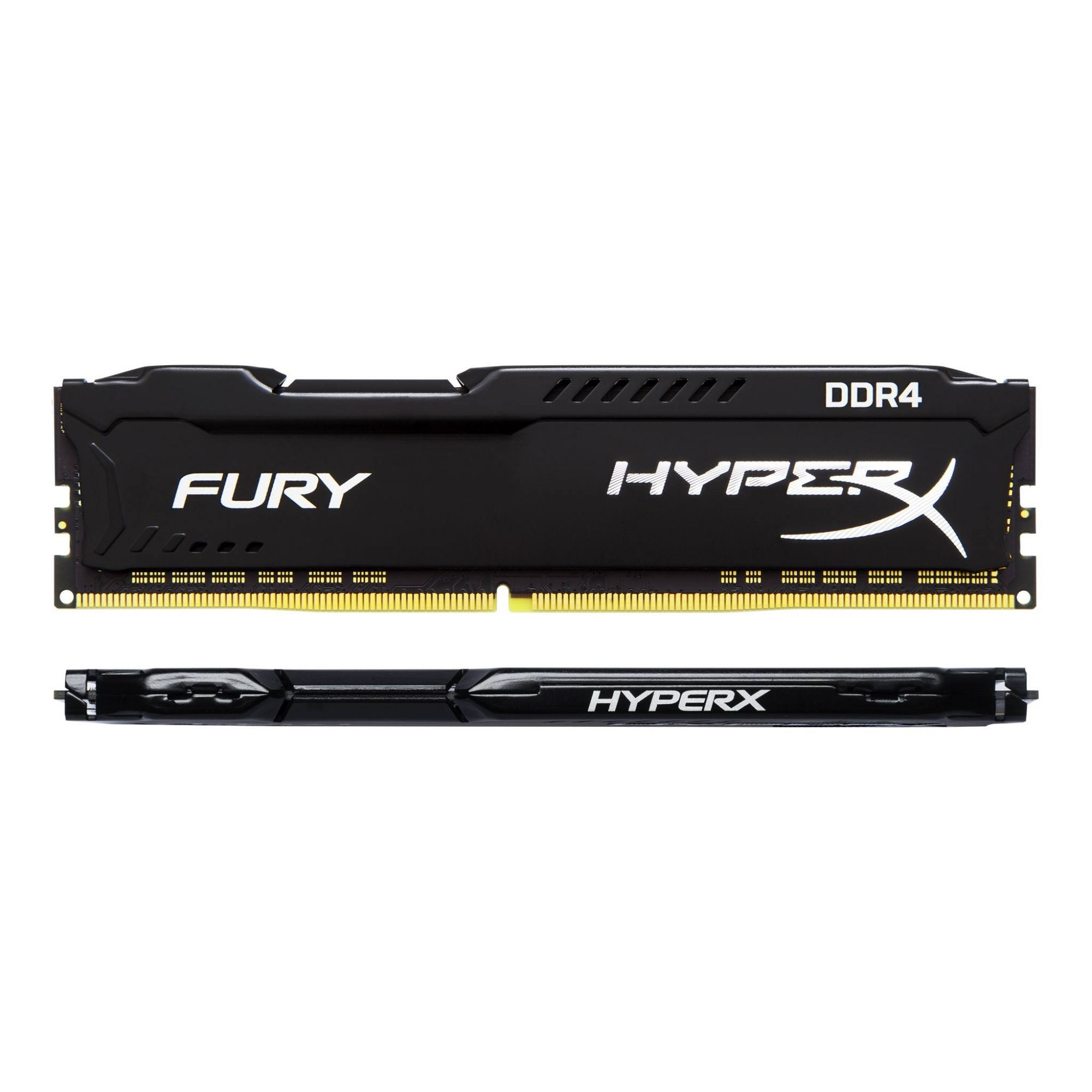MEMÓRIA 8GB DDR4 2400MHZ KINGSTON HYPERX BLACK FURY