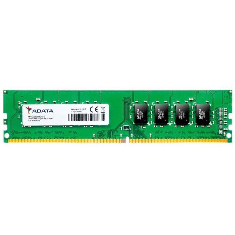 Memória 8GB Ddr4 2666Mhz Adata Ad4u266638g19s