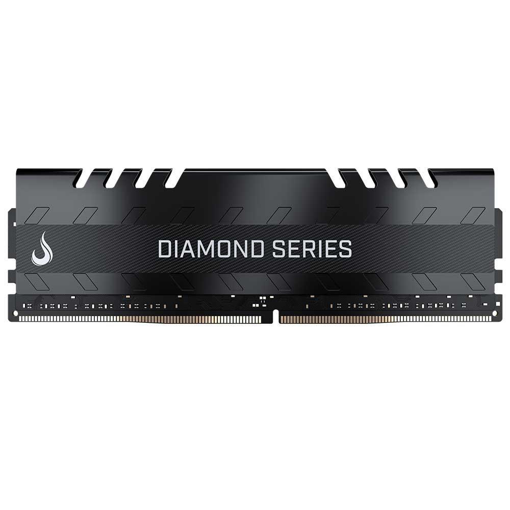 Memória Gamer Diamond 8GB Ddr4 2400Mhz Rise Mode