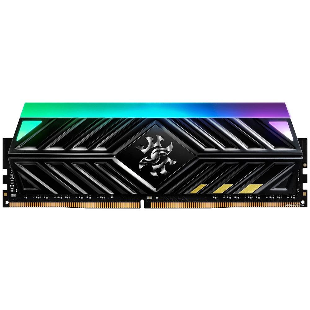 Memória Gamer XPG Spectrix D41 TUF Rgb 8GB Ddr4 3000MHz Adata