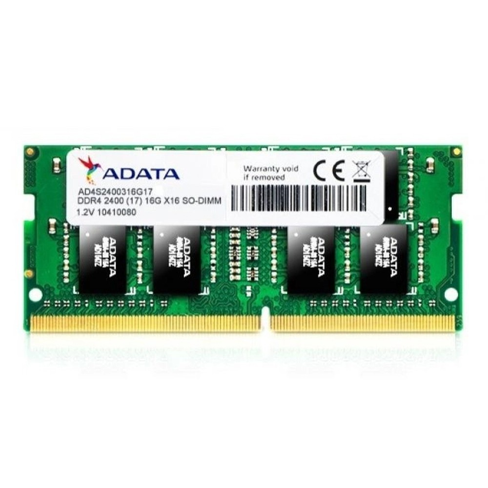 Memória para Notebook 4GB Ddr4 2400Mhz Adata Ad4s2400j4g17s